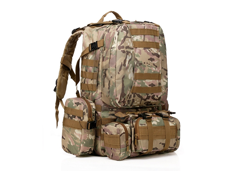 Рюкзак 50L Rucksacks Simple Version Multicam/CP