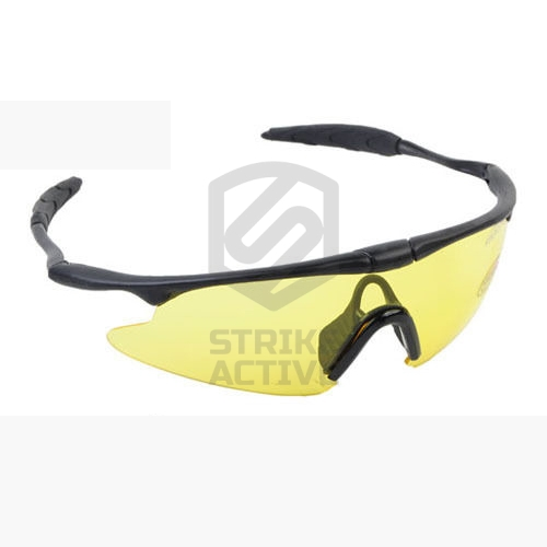 Очки UV Protect Police Shooting Glasses Yellow Lens