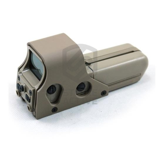 Коллиматор 552 Style Red/Green Dot Sight Tan