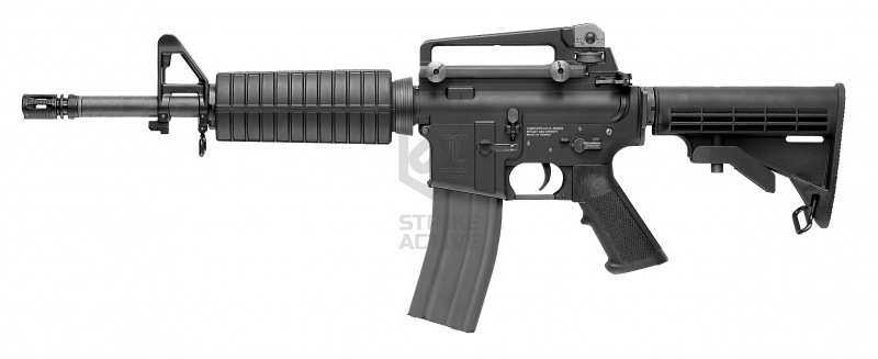 Автомат M4A1 Carbine Light (TR16) TGR-016-CAL-BBB-NCM Blow Back BLACK (G&G)