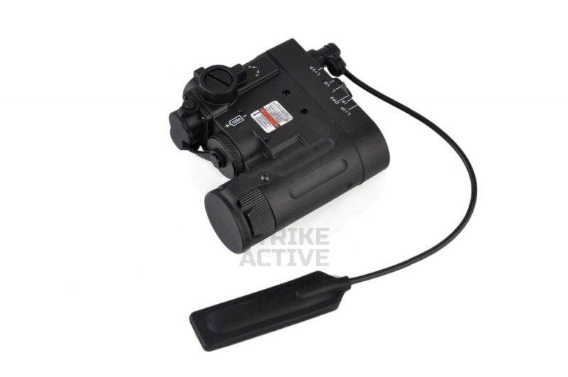 Тактический комплекс DBAL-eMkII Multi function,dual beam,IR/Daytime visible Integrated Black