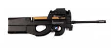 Автомат PDW 99 Long (P90 L) 125-135m/s BLACK (G&G)