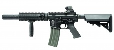 Автомат TR4 CQB-S TGR-016-CQS-BBB-NCM (125-135 m/s) no Blowback Upgrade (G&G)
