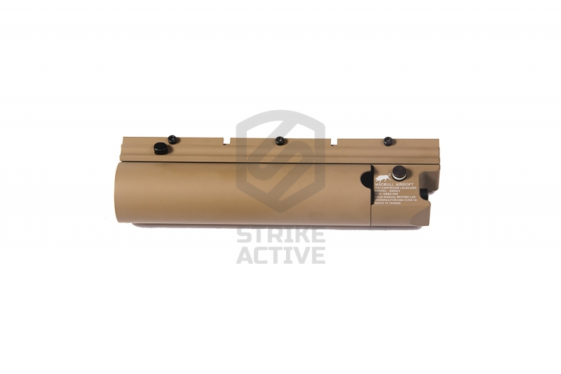 Гранатомет MB-XM203L XM203 Long Moscart Launcher Tan (Madbull)