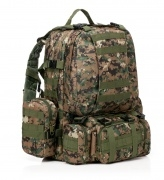 Рюкзак 50L Rucksacks Simple Version Woodland