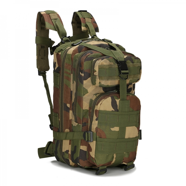 Рюкзак 30L US Army 3P Simple Version Woodland Camo
