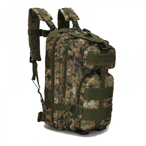 Рюкзак 30L US Army 3P Simple Version Digital Woodland Camo