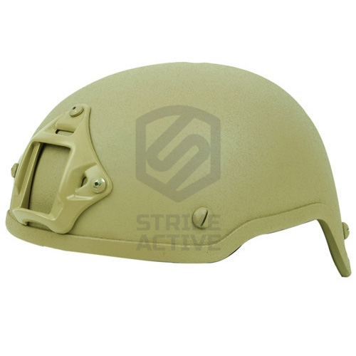Каска MICH TC-2001 ACH Replica Helmet NVG Mount Tan