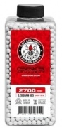 Шары для страйкбола Perfect 0.20g/2700 шт (бутылка) White (G&G)