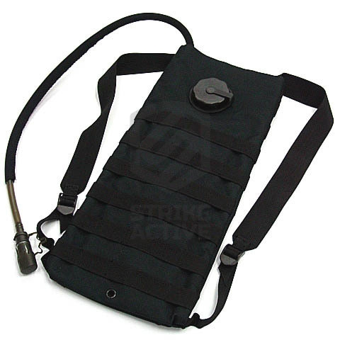 Гидратор 2.5L  Molle Water Backpack Black