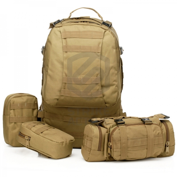 Рюкзак 50L Rucksacks Simple Version Tan