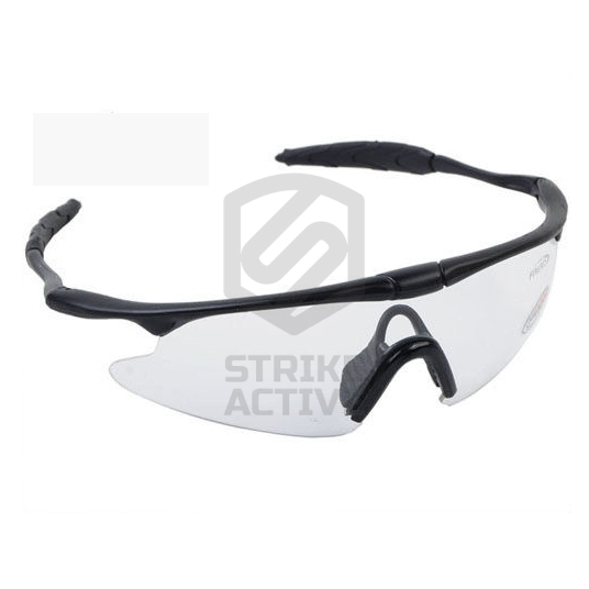 Очки UV Protect Police Shooting Glasses White Lens