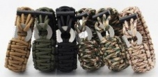 Браслет PARACORD Outdoors Survival Tan