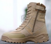 БОТИНКИ AS-BT0011T Tactical Side Zip TAN size 42