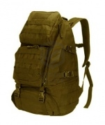 Рюкзак 45L  Large Capacity Military Tactical Molle Tan