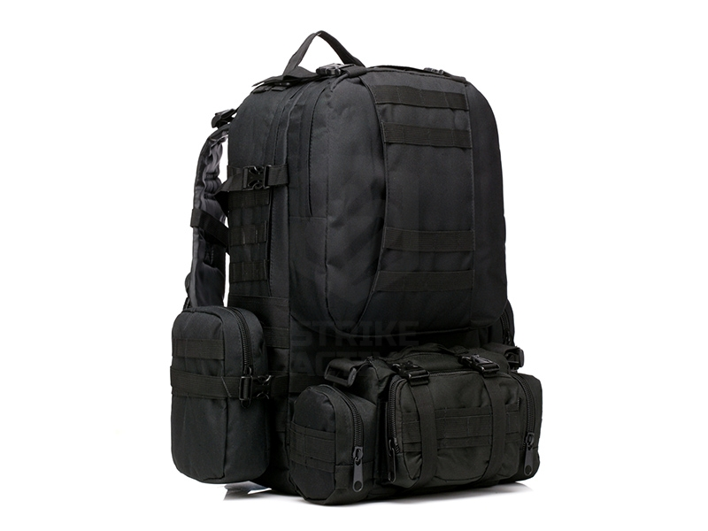 Рюкзак 50L Rucksacks Simple Version Black
