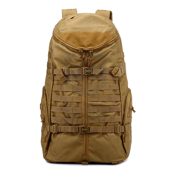 Рюкзак 65L Sport Tactical  Leisure Hiking Camping Tan
