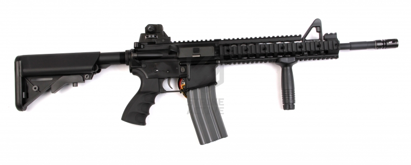 Автомат AR-15 Raider XL (TR15) no BlowBack (130-140m/s) BLACK (G&G)