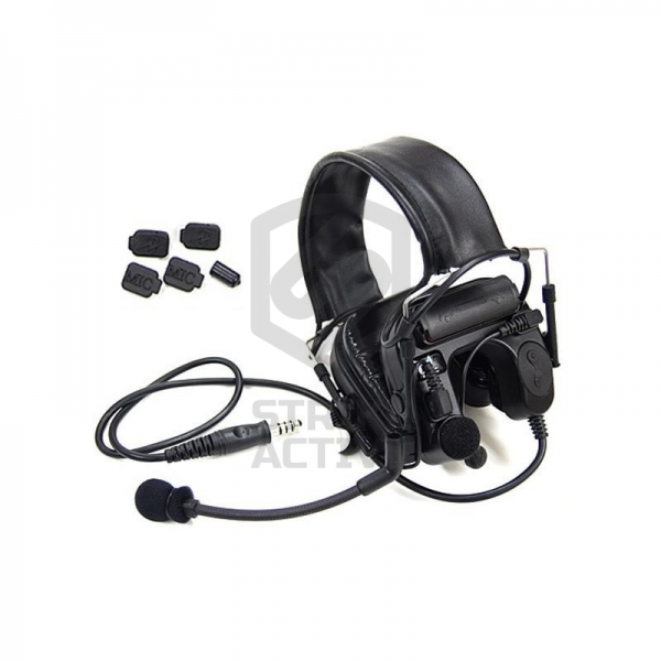 Гарнитура Z038-BK ZCOMTAC IV IN-THE-EAR HEADSET Black (Z-Tactical)