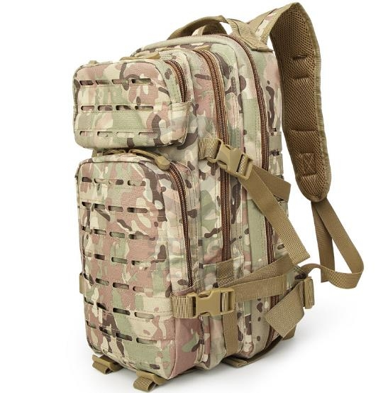 Рюкзак 30L Tactical Outdoor Camping Hiking Backpack Multicam/CP