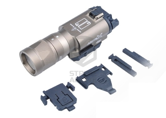 Фонарь X300V VAMPIRE LED TACTICAL LIGHT(Strobe version) DE