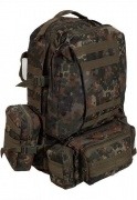 Рюкзак 50L Rucksacks Simple Version Flecktarn