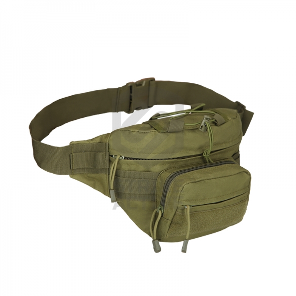 Сумка поясная Multi-Function Outdoor Tactical Waist Bag Olive Green