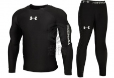 Термобельё Under Armour Titanium XL Black