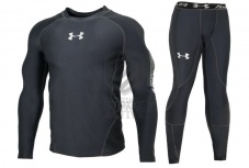 Термобельё Under Armour Titanium M Grey